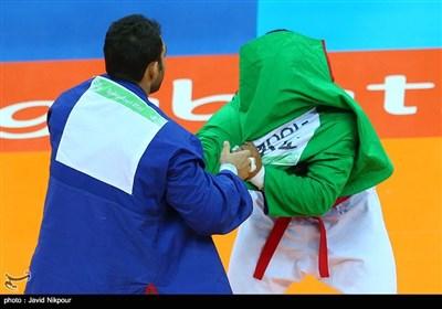 مشخص شدن حریفان نمایندگان کوراش ایران در مسابقات قهرمانی آسیا