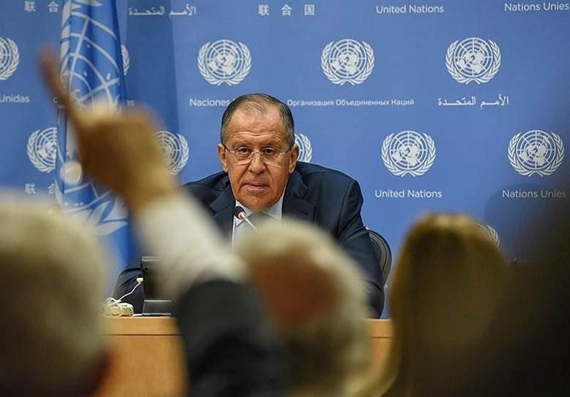 لافروف: الاتفاق النووی مدعم بقرار مجلس الأمن ولا یجب التغییر فی بنوده