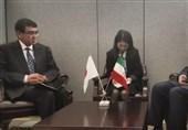 ژاپن خواستار همکاری ایران برای حل بحران کره شمالی شد