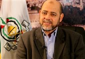ابومرزوق: هدف از ائتلاف برخی اعراب با آمریکا به زانو در آوردن ایران است