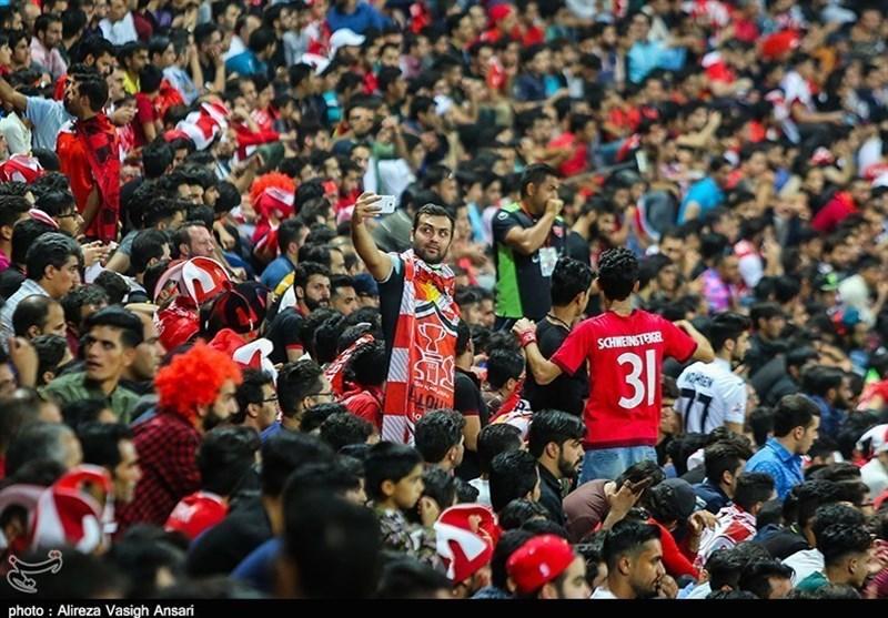 جنگ قدرت با تماشاگری فدراسیون فوتبال/ ظلم به تماشاگران، «برهانِ مبین» است