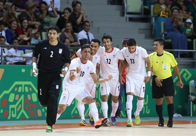 Iran Men's Futsal Team Advances to AIMAG Final