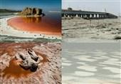 فیلم/ کار دریاچه ارومیه تمام شد