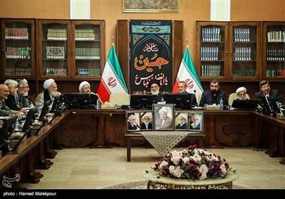 مجمع تشخیص مصلحة النظام یعقد اولى جلساته