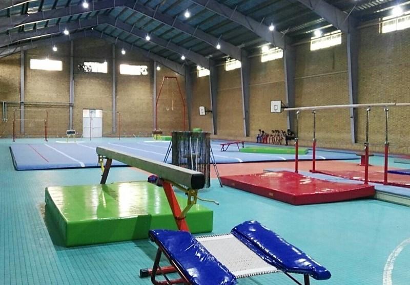 """سالن اختصاصی ورزش """"ژیمناستیک"""" در شهرستانهای استان البرز وجود ندارد"""