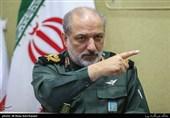 سردار حقطلب در کرمان: تشکیل جبهه مقاومت در دنیا حاصل خون شهدا و ترویج فرهنگ شهادت است