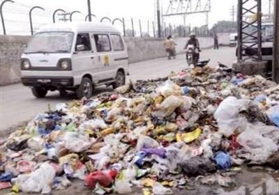 کراچی گندگی