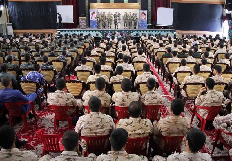تقدیر از سربازان برتر سازمانهای وزارت دفاع