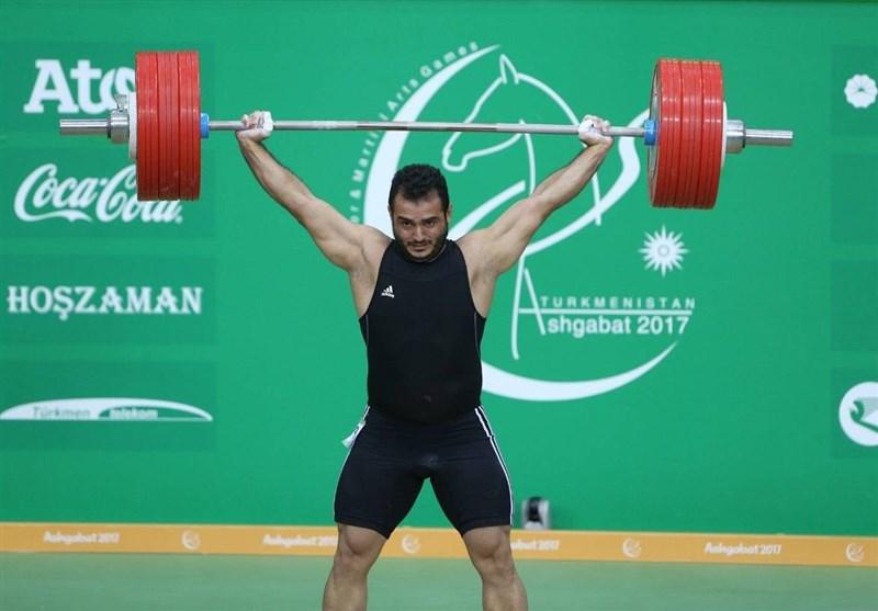 IWF Lifters of the Year: Iran's Sohrab Moradi Comes Third