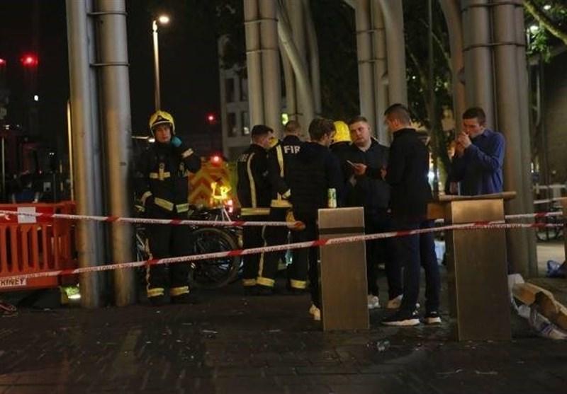 حمله اسیدی لندن