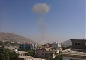 کاروان نیروهای خارجی مقابل مرکز آموزشی نیروهای امنیتی در کابل هدف قرار گرفت