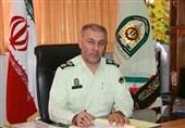 اسماعیل منصوری فرمانده انتظامی مهرستان