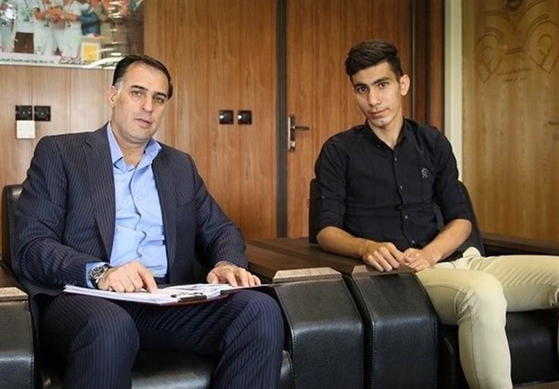 """آذری: بهدنبال مقابله با """"استعداد دزدی"""" در فوتبال ایران هستیم"""