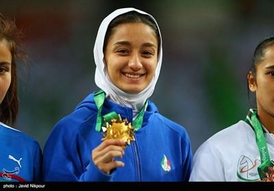 مسابقات کشتی آلیش بازیهای داخل سالن آسیا - ترکمنستان