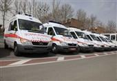 آمبولانس ویژه انتقال بیماران کرونایی در چهارمحال و بختیاری اختصاص یافت