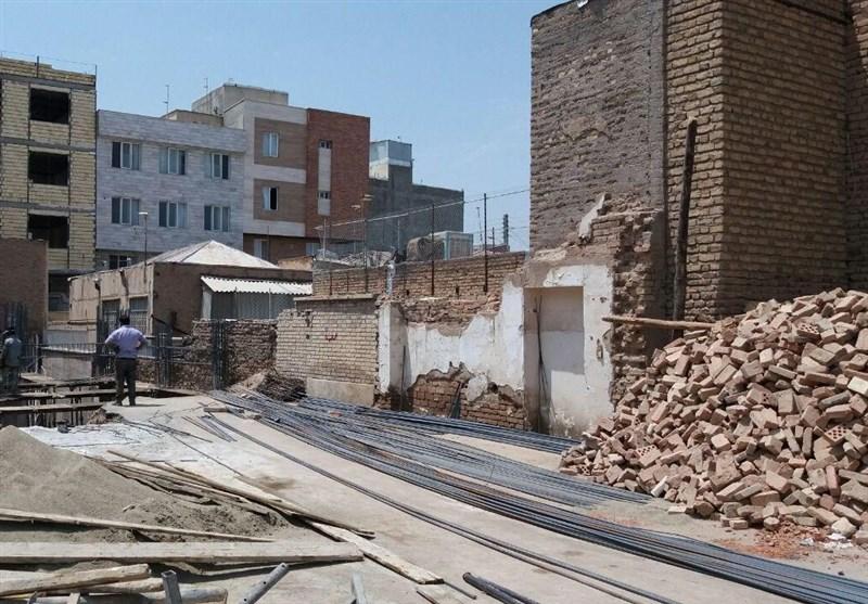 پروژه شهید انصاری قزوین