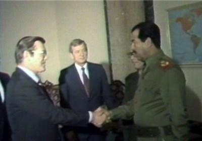 حامیان صدام در جنگ تحمیلی چه کسانی بودند