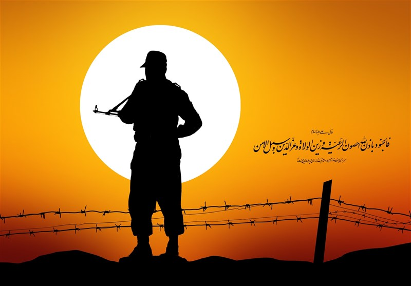 """گیلاس عکس سربازان دفاع مقدس """" صلح کارت """" دریافت میکنند - اخبار ..."""