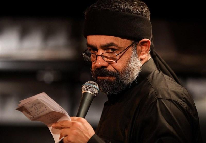 مداحی محمود کریمی شب سوم محرم الحرام 1439 +فیلم