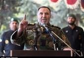 امیر حیدری: هیچ خطر نظامی ما را تهدید نمیکند و در آستانه هیچ جنگی نیستیم
