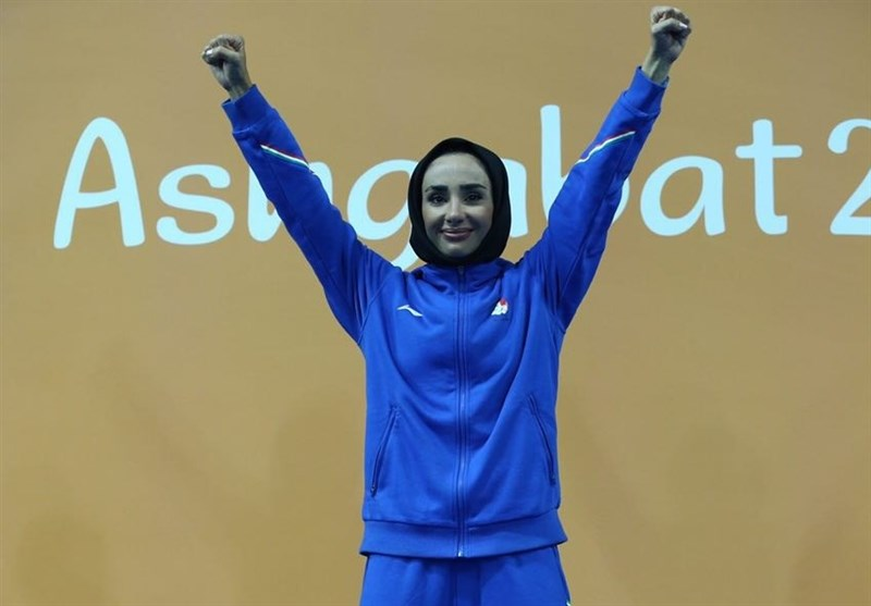 Iran Reaches 22nd Gold Medal in AIMAG