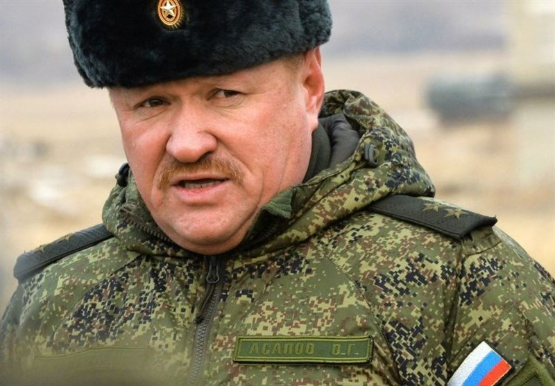 ژنرال روس در پی حملات داعش در سوریه کشته شد