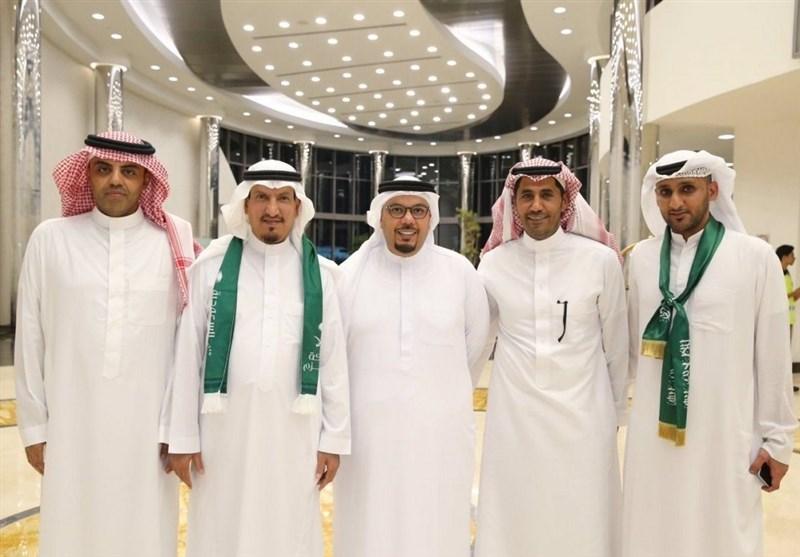 سنگ تمام اماراتیها برای الهلال/ از استقبال ویژه در فرودگاه تا اختصاص ۲۵ اتوبوس باشگاه الوصل + عکس