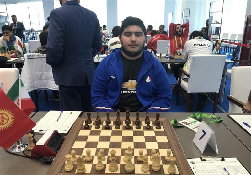 پرهام مقصودلو دومین بار پیاپی قهرمان شطرنج ایران شد