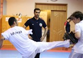 Pourrahnama Looks to Stay on Pace toward Tokyo 2020