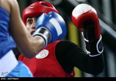 مسابقات کیک بکسینگ و بیلیارد بازیهای داخل سالن آسیا - ترکمنستان