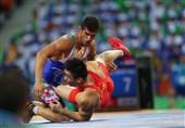 کشتی آزاد قهرمانی جهان| شکست عزتالله اکبری در ردهبندی