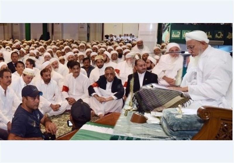 وزیر اعلیٰ اور گورنر سندھ سمیت اہم سیاسی شخصیات کی بوہری شیعہ برادری کے اجتماع میں شرکت