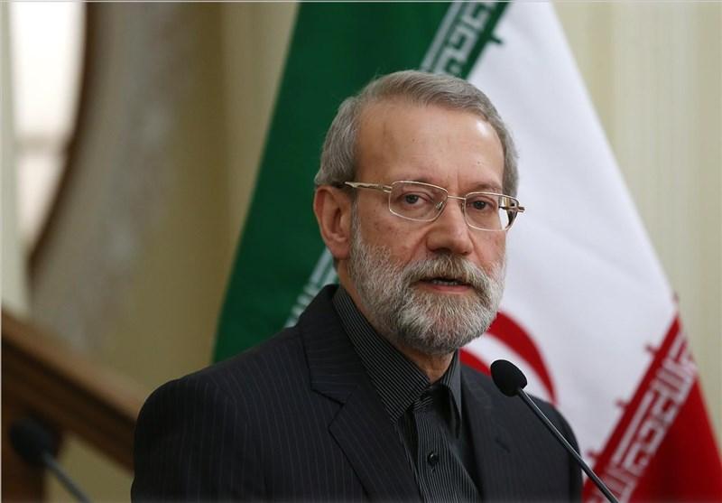 Trump's Remarks Damage Credibility of Americans: Iran's Larijani
