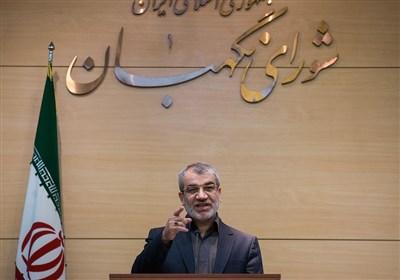 کدخدایی در پاسخ به تسنیم: فقدان سوابق امنیتی در فتنه 88 ملاک رجل سیاسی و مذهبی