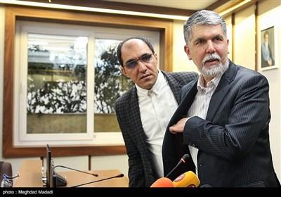 سید عباس صالحی وزیر فرهنگ و ارشاد اسلامی