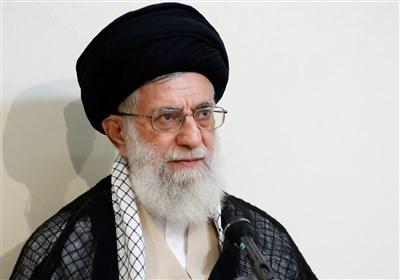پیام امام خامنهای در پی سانحه سقوط هواپیمای مسافربری تهران - یاسوج