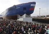 یخ شکن روسیه