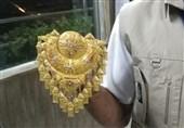 کارمند فرودگاه بیرجند قطعه طلای 300 میلیون ریالی را به صاحبش برگرداند