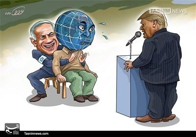 کاریکاتور/دیوانهچو دیوانه ببیند خوششآید