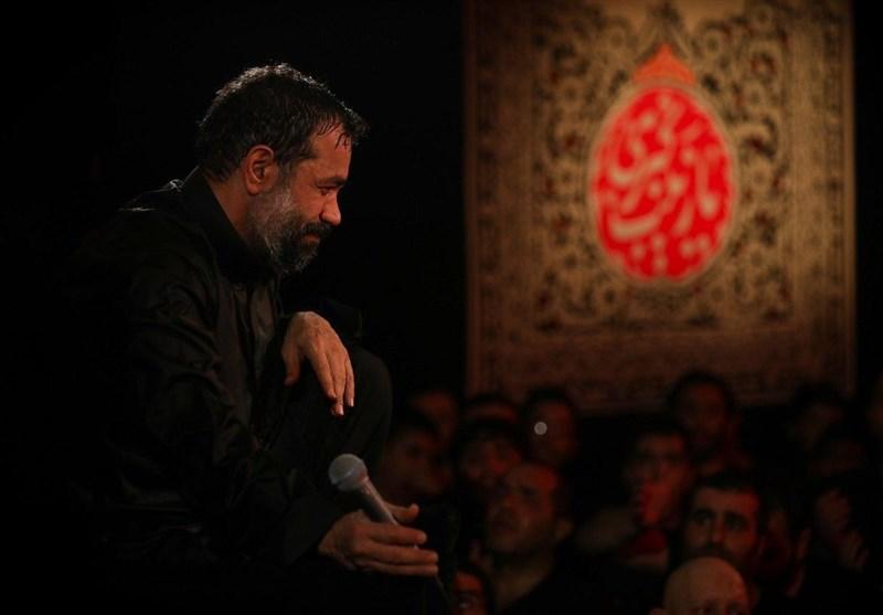 صوت/ مداحی حاج محمود کریمی به مناسبت شهادت امام رضا (علیه السلام)