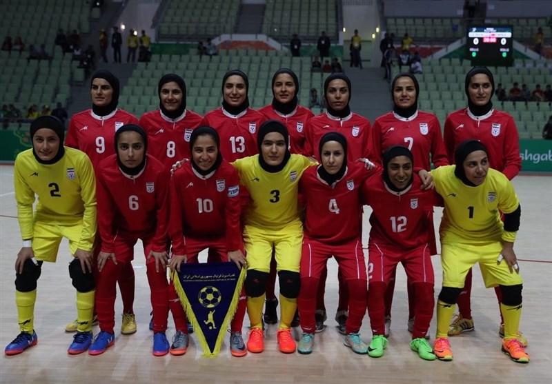 Iran's Women's Futsal Team to Play Friendlies with Italy