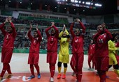Iranian Women's Futsal Team to Play China, Ukraine