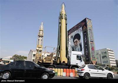 نمایشگاه دفاع مقدس در میدان بهارستان