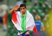 Four More Gold Medals Go to Iranians: AIMAG