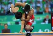 کشتی آزاد قهرمانی جهان| عزتالله اکبری از صعود به فینال بازماند