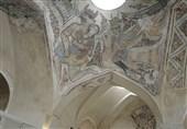 حمامی 412 ساله وقفی با 13 لایه نقاشی + تصاویر