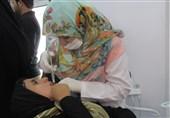 پنجمین بیمارستان ثابت بسیج جامعه پزشکی در کوهدشت برپا شد+تصاویر