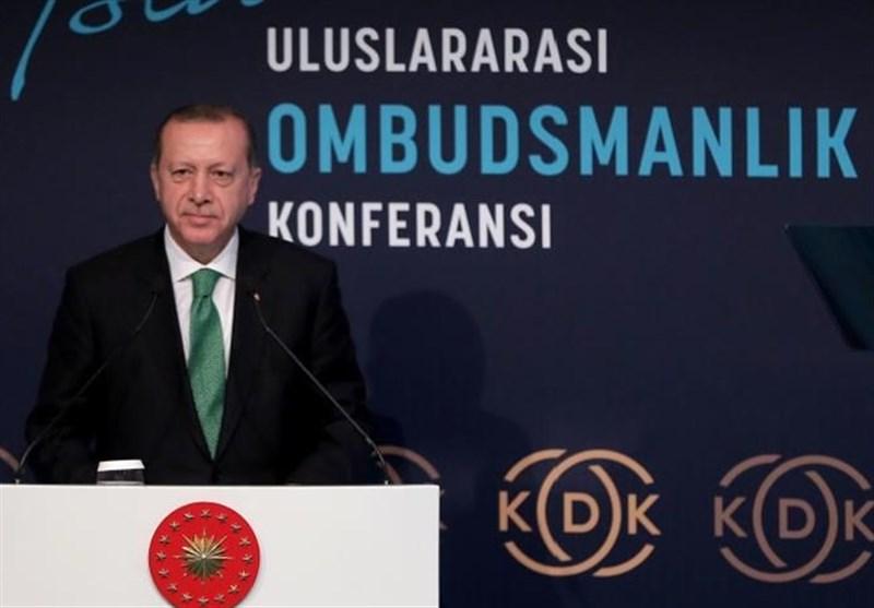 اردوغان: همهپرسی در شمال عراق یعنی شعلهور شدن درگیری جدید در منطقه