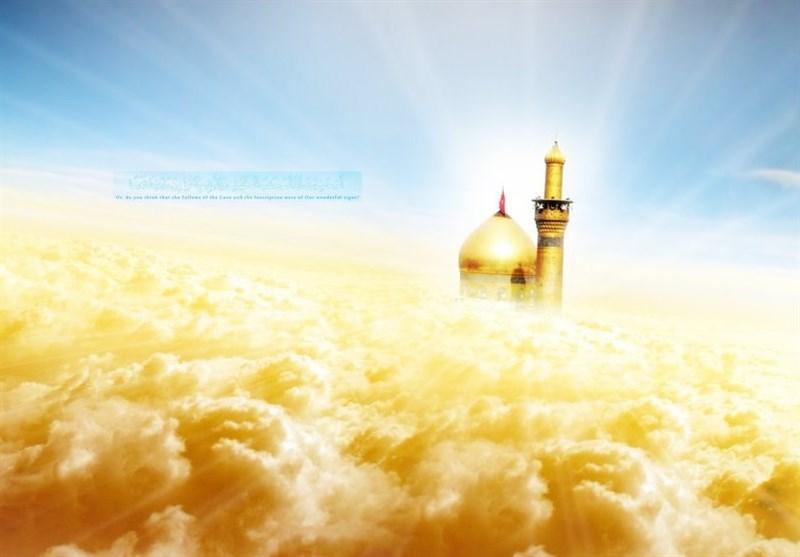 مقام امام حسین(ع) در آسمانها