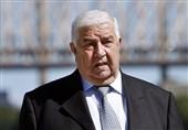 تاکید المعلم بر پایبندی سوریه به روند سیاسی و همکاری با سازمان ملل